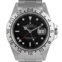 "Rolex Explorer II Black ""Swiss"" Only Dial Ref: 16570..."