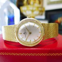 Baume & Mercier Ladies  14k Yellow Gold Ellipse Dress Watch