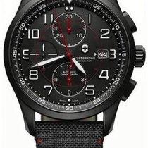 Victorinox Swiss Army Airboss Mechanical Black Edition...