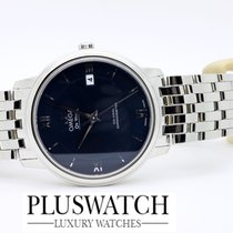 Omega Prestige Co-Axial 36,8mm Blue Dial