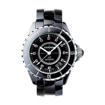 Chanel J12 Automatic 38mm H1635 Ruby Markers Watch (SOLD)