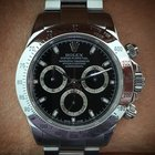 Rolex Daytona 116520 série Y (2003)- Aiguilles fines