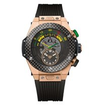 Hublot Big Bang 45 mm Automatic Bi-Retrograde Chrono Large...