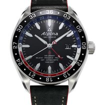 Alpina Alpiner 4 GMT Business Hours