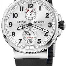 Ulysse Nardin Marine Chronometer Manufacture 43mm 1183-126-3.61