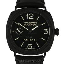 Panerai Radiomir Black Seal Torpedo Dial Pam 00292