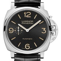 Panerai LUMINOR DUE 3 DAYS STEEL 45MM PAM674