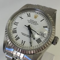 Rolex Datejust - LC 100 - Buckley Dial -New Service - Box...