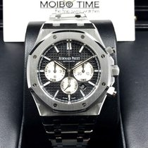 Audemars Piguet 26331ST Royal Oak Automatic 41mm Black Dial...