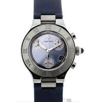 Cartier Must 21 Chronoscaph Ladies Sunburst