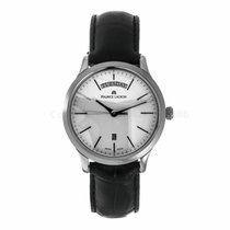 Maurice Lacroix Les Classiques Day-Date Quartz Watch LC1007...