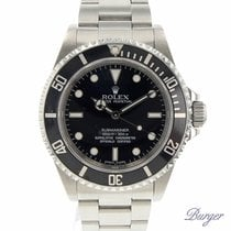 Rolex Submariner No-Date Four Lines