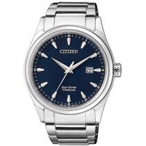 Citizen Eco-Drive Super Titanium Herrenuhr BM7360-82L