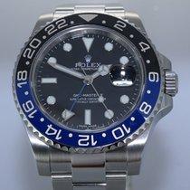 """Rolex GMT-Master II 116710BLNR """"Batman"""" aus 2015"""