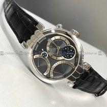 Harry Winston - Chronograph 200/MAPC41WL.A Grey Dial WG