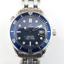 Omega Seamaster Diver 300m 36mm quartz blue 2561.80.00
