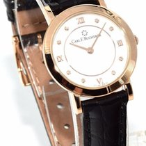Carl F. Bucherer Carl F.  Adamavi 18k Rose Gold 26mm Diamond...