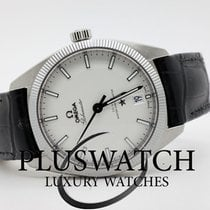 Omega Globemaster Co-Axial Master Chronometer Silver Dial R
