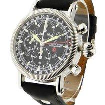 Chronoswiss CH7533lu blk TimeMaster Chronograph 44mm Automatic...