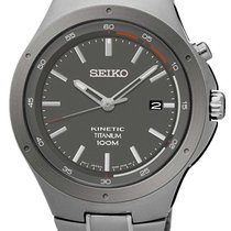 Seiko SKA713P1 Kinetic Titanium 42mm 10ATM