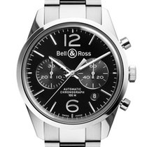 Bell & Ross Vintage Officer Chronographe