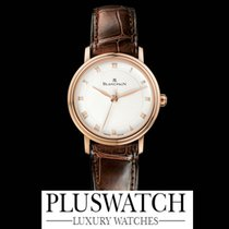 Blancpain Villeret Ultraslim 18K Red Gold 29 mm G