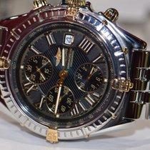 Breitling Chronomat Crosswind 18K Gold Chronograph Automatic