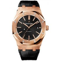 Audemars Piguet Royal Oak Self Winding 41mm Rose Gold Watch
