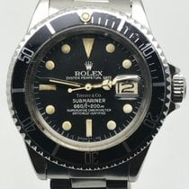 Rolex SUBMARINER DATE 1680 VERY RARE TIFFANY DIAL YEAR 1971