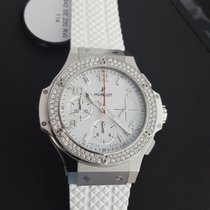 Hublot Big Bang Steel White Diamonds