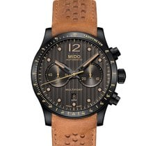 Mido Men's M0256273606110 Multifort Adventure Watch