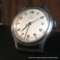 Omega ICONIC US Army Ref; 2179 / CK 2179 30t2 Original Full Size