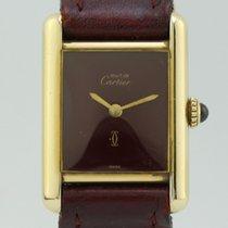 Cartier Must Silver Quartz Lady