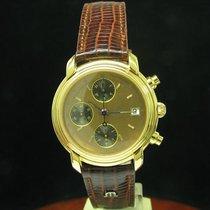 Maurice Lacroix Croneo Gold Mantel / Edelstahl Chronograph...