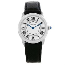 Cartier Ronde Solo Stainless Steel Ladies Watch W6700155