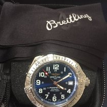 Breitling SuperOcean Blue 42