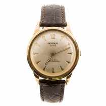 Benrus 14K Yellow Gold Watch