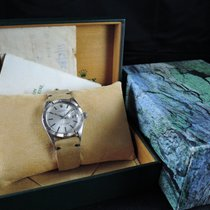 Rolex DATEJUST THUNDERBIRD 1625 Original SIGMA Silver Dial...