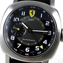 Panerai FERRARI SCUDERIA GMT – FER00009 – (Unisex) – Watch...