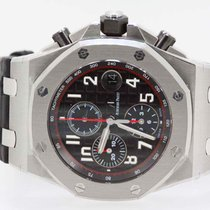 オーデマ・ピゲ (Audemars Piguet) Royal Oak Offshore Black Theme...