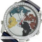 "Jacob & Co. . Five Time Zones "" The World is Yours..."
