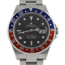 Rolex GMT II Stick Dial 3186 Ref. 16710