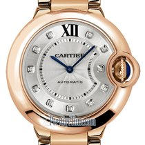 カルティエ (Cartier) Ballon Bleu 36mm we902026