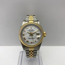Ρολεξ (Rolex) Datejust Lady Gold Steel
