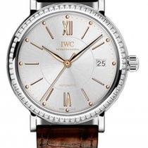 IWC Portofino Midsize Diamonds Automatic 37mm