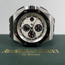 Audemars Piguet AP Offshore 44mm Steel & Ceramic Box/Papers