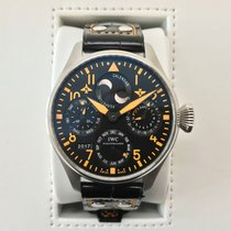 IWC Big Pilot Perpetual Calendar Steel Limited 250 Pcs.
