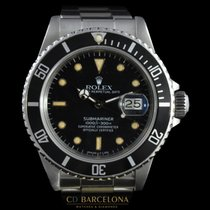 Rolex Submariner 16800 Box & Papers Top Condition