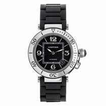 Cartier Pasha Seatimer Watch W31077U2 (Mint)