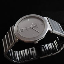 Corum Romulus Steel Men's Black Dial Watch New